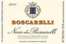 Logo for Boscarelli